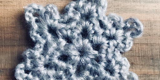 Crochet Snowflake Workshop 14th December 2019