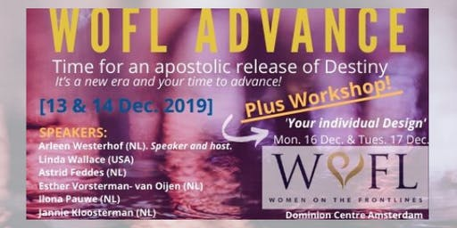 ADVANCE!  WOFL Conference  AND / OR Going Deeper  Workshop December 2019
