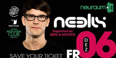 Soundclub pres. NEELIX @ neuraum Club