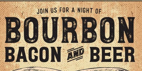 Beer, Bourbon and Bacon tickets