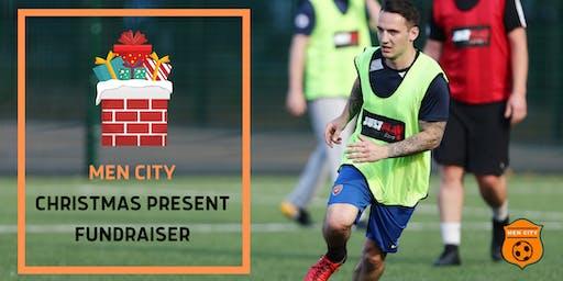 Men City Christmas Present Fundraiser