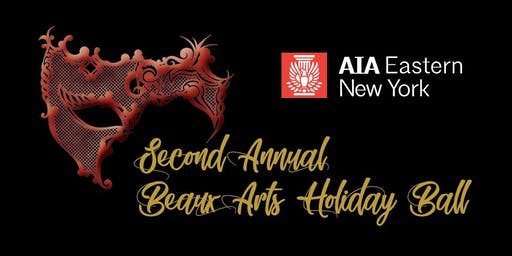 2019 Beaux Arts Holiday Ball