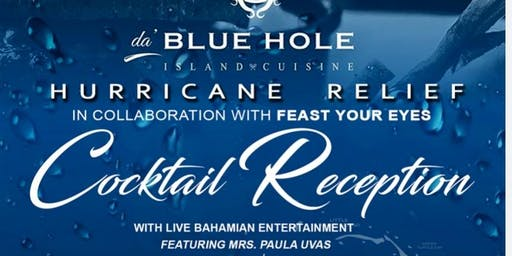 Hurricane Relief Culinary Event