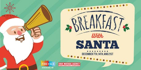 Tahoe's Breakfast with Santa 2019 tickets