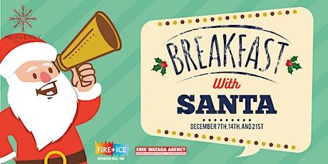 Tahoe's Breakfast with Santa 2019 tickets
