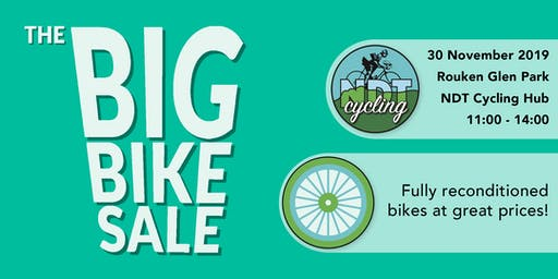 The Big Bike Sale