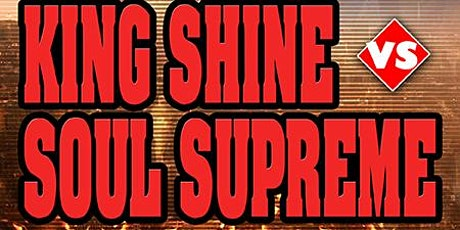 KINGSHINE VS SOUL SUPREME IN NEW JERSEY tickets