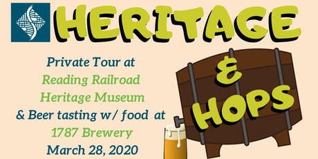 1787 Brewery & Reading Railroad Heritage Museum (Heritage & Hops Series) tickets