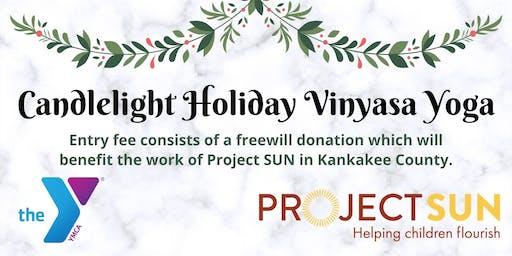 Candlelight Holiday Vinyasa Yoga