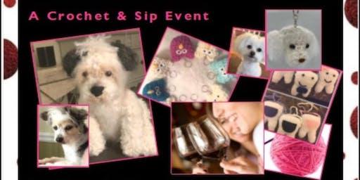Girls' Night Out! A Crochet & Sip Event