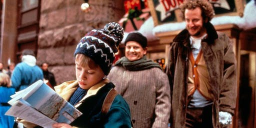 Dads Unlimited Christmas Film Club -  Home Alone 1 & 2 - Double Bill