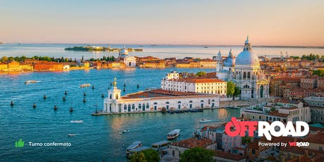 OffRoad: itinerari insoliti Veneziani tickets