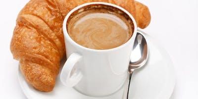 """Café Croissant Business """"Pomanjou """""""