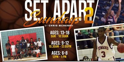 Set Apart Sundays 2 By Chris McHenry