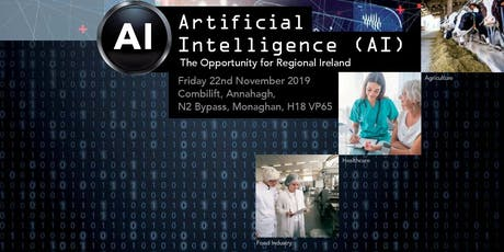 Artificial Intelligence - The Opportunity for Regional Ireland tickets