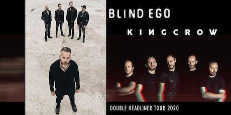 Blind Ego & Kingcrow Tickets
