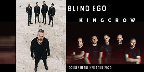 Blind Ego & Kingcrow Tickets