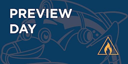 ASMSA Preview Day - Saturday, January 18, 2020