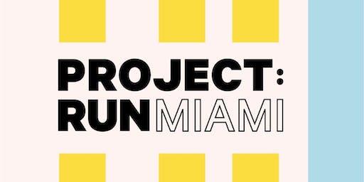 Project: Run Miami [lululemon lincoln road]