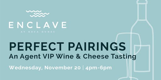 A PERFECT PAIRING AT ENCLAVE AT BOCA DUNES