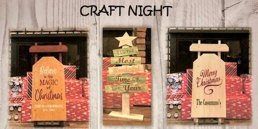 Carrabba's Smithtown Craft Night