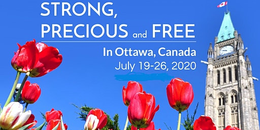 2020 CoDA Service Conference (7/19 - 7/23) International CoDA Convention (7/24 - 7/26)