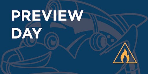 ASMSA Preview Day - Monday, February 17, 2020