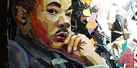 Dr. Martin Luther King Jr. Collage Making Workshop tickets