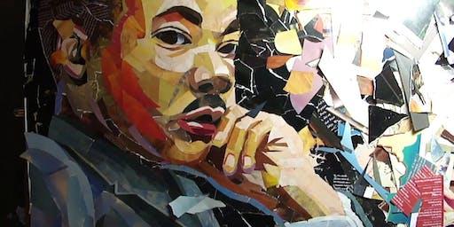 Dr. Martin Luther King Jr. Collage Making Workshop
