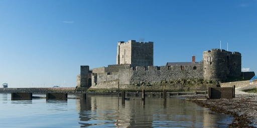 Carrickfergus Castle - Great Tower Roof Replacement Talk & Tour - FREE EVENT