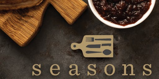 Seasons Catering  Make Mondays Great Again Cooking Class