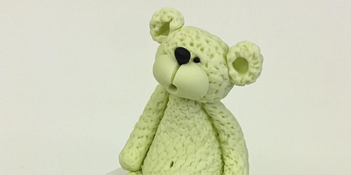 Cake Decorating Class - Introduction to Character Modelling