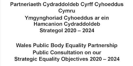 Dweud eich dweud - Gogledd Cymru   / Have your say - North Wales tickets