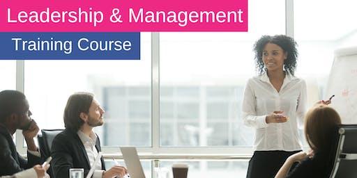 1 day Leadership & Management Training Course - Leeds