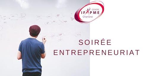 Soirée entrepreneuriat 2019