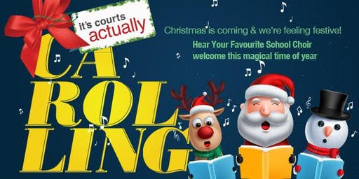 CAROLLING IN COURTS
