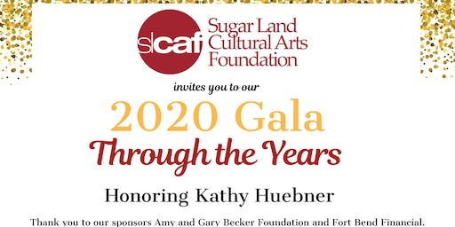 2020 Gala: Through the Years
