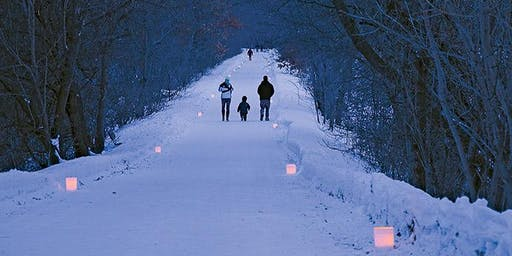 Sold Out Candlelight Snowshoe Dinner Feb 1 - New Date Jan 24