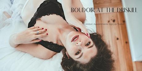 Boudoir Photoshoot $175 Special tickets