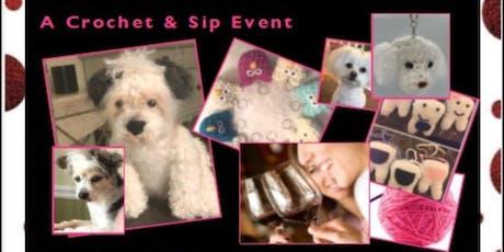 Girls' Night Out!  A Crochet & Sip Event tickets