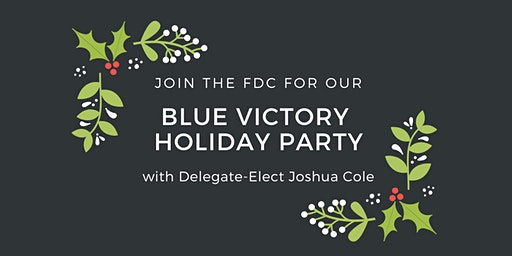 Blue Victory Holiday Party