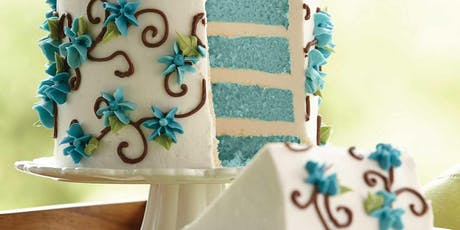 The Wilton Method - Course 1 - Building Buttercream Skills tickets