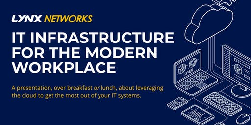 Lynx Networks: IT infrastructure for the modern workplace