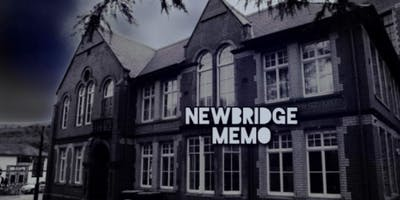 Newbridge Memo Ghost Hunt