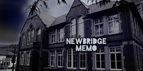 Newbridge Memo Ghost Hunt tickets