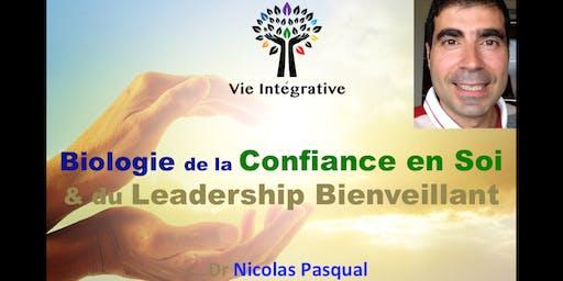 Conf-Séance : Développer la Biologie de la Confiance en Soi et votre Leadership Bienveillant