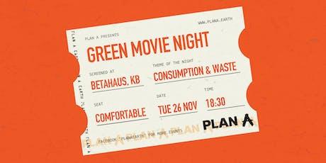 10th Green Movie Night tickets