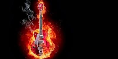 Daytona Beach Guitar Workshop - Montana McGee, Jay Umlauf & Jahmin Shaman