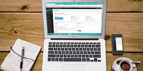 WordPress for Entrepreneurs tickets