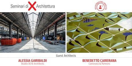 Seminario di Architettura Torino- Architettura e design al centro: creatività, tecnologia, ricerca biglietti